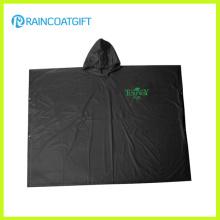 Vêtements de pluie à capuche en PVC Rvc-180