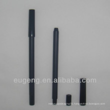 CPT-8A wooden like sharpenable cosmetic eyeliner pencil