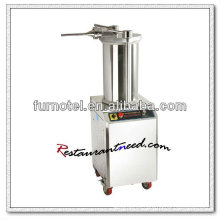 Máquina llenadora de salchichas rápida automática F111