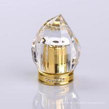 Tampão de garrafa de cristal elegante do Mens Perfume
