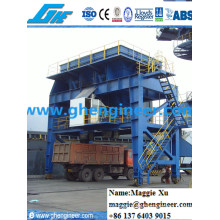 Hormigón de clinker de mineral de carbón