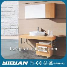 Pared de diseño moderno que cuelga MDF o muebles de baño de la melamina Gabinete del MDF para el cuarto de baño