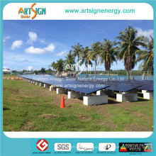 Solar Energy, Ground Mounting System_Concrete Block /Ground (AS-M13)