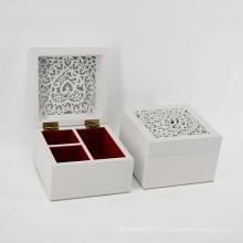 Étui à bijoux MDL Sampl Laser pour cadeau
