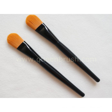 Gold Ferrule Synthetic Makeup Foundation Brush