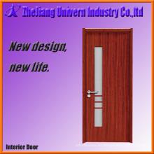 Puertas principales interiores de madera maciza Yf-S08