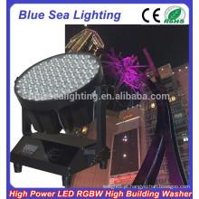 GuangZhou 100pcs x 10W de alta potência levou luz de inundação ao ar livre