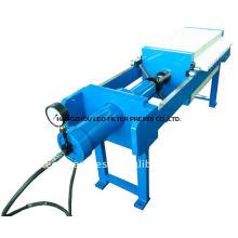 Presse-filtre hydraulique manuelle manuelle de petite taille 500