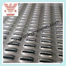 Aluminium / Checker / Damier / Damier / Plaque pour marches d'escalier