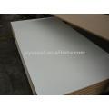 1220*2400mm melamine faced MDF board