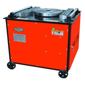 Machine à cintrer de barre d'acier automatique