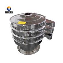 Máquinas de peneiramento vibratório de alta capacidade