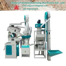 Nouvelle usine bonne riz moulin prix des machines