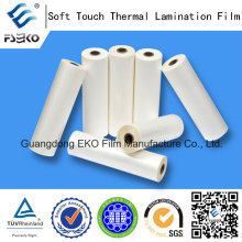 Eko New Product-Soft Touch Thermal Laminating Film
