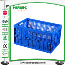 Large Ventilated Collapsible Crate for Storage