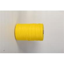 Gute Qualität gelbe Plastiknetzbeutel für Ingwer