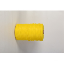 Good Quality yellow plastic net bag for ginger