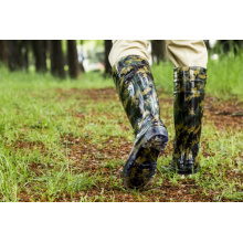 Arbeiten Sie Arbeitsschutz-Regenstiefel Bergbau, Rainshoes