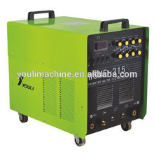 Mosfet inverter dc tig pulse/mma welding machine wsme-315