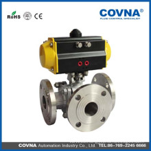 Brand new pneumatic actuator globe valve with high quality