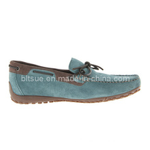 Popular Leather Shoes Boat Price