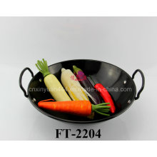 Enamel Frying Pan for Hot (FT-2204)