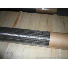 Pantalla de acero inoxidable de alambre de cuña
