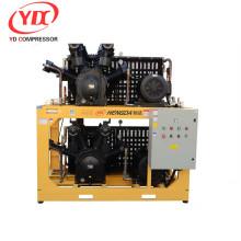 Compressor do acetileno de alta pressão de 140CFM 145PSI Hengda