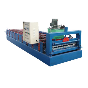 Hot Deal Metalldacheisen Maschine zum Bau