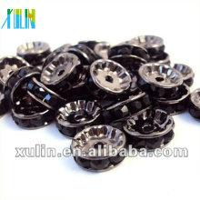 BB083 perles en cristal rondelle espaceur rondelle