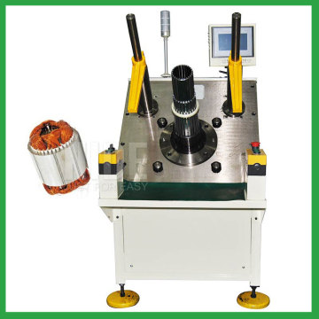 Semi-automatic Coil Winding Inserting Machine
