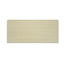 Exterior Decorative Panels Polyurethane Thermal Insulation Heated Insulated Metal Siding