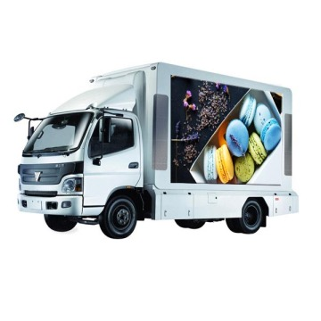 PH4 Truck LED Display