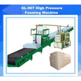 GL908 customized Polyurethane Foam PU Sandwich Panel production line