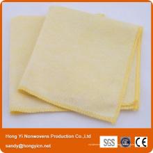 Tissu de nettoyage de tissu non tissé de liaison de point de haute qualité