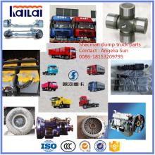 Shacman Muldenkipper-Teile für Hochleistungs-LKW