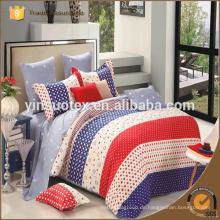 Maßgeschneiderte alle Größe Haus Bettwäsche Luxus Großhandel Bettwäsche gesetzt
