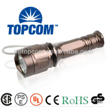 cree high power led flashlight TP1807