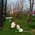 Simulation Fiberglass outdoor decoration sculpture--Shell sculpture