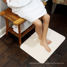machine washable memory foam shag bath mat