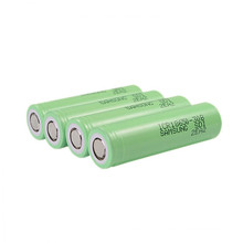 Rechargeable Battery 18650 3.7V 3000mAh Icr18650-30b Lithium Battery for Laptop