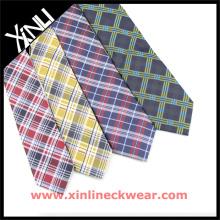 100% Seide Private Label Männer Krawatten Jacquard Krawatten gewebt