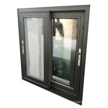 Fabricación de alta calidad de aluminio cocina ventana corredera