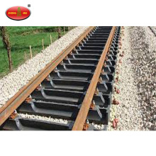 Metal Railway Steel Sleeper Railroad Sleeper