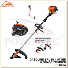 Powertec 30cc 1000W Sellin Pozo gasolina recortadora de hierba (PTG09A)