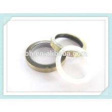 Metall-Vorhang-Stab-Öse-Ring-Unterlegscheibe, Messing-Ring-Unterlegscheibe