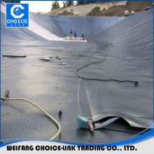 PVC Basement Waterproof Membrane