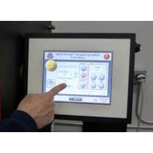 Заточной станок (система шлифования поверхности с автоматическим управлением)