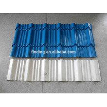 prepainted metal roof panel/steel roof panel/Corrugated Steel Sheet