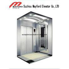 Standard Villa Elevator with Hairless Stainless Steel